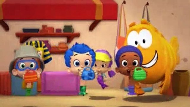 Bubble Guppies Season 2 Episode 16 Only The Sphinx Nose