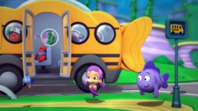 Bubble Guppies Season 3 Episode 1 Get Ready For School