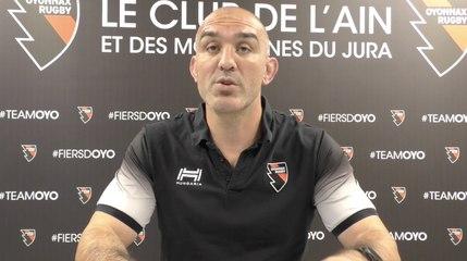 Interview Joe El Abd - Point sportif Mai 2020