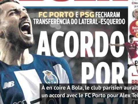 Transferts - Alex Telles, un nouveau Brésilien au PSG ?