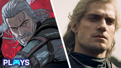 Every Witcher Crossover and Adaptation So Far | MojoPlays