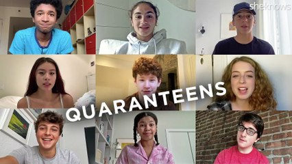 Quaranteens - Hatch Teens Talk about How They're Doing During Quarantine