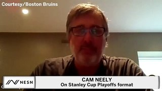 Bruins' Cam Neely On New Stanley Cup Playoffs Format
