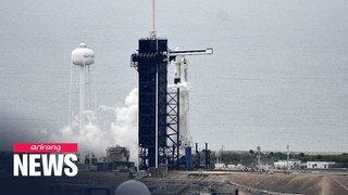 SpaceX's historic rocket launch postponed due to bad weather