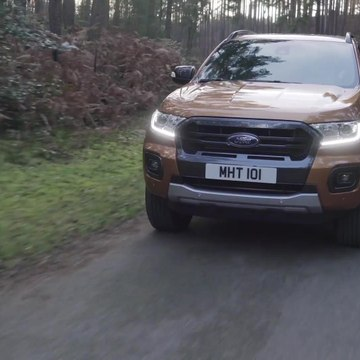 2019 Ford Ranger WILDTRACK Driving Video