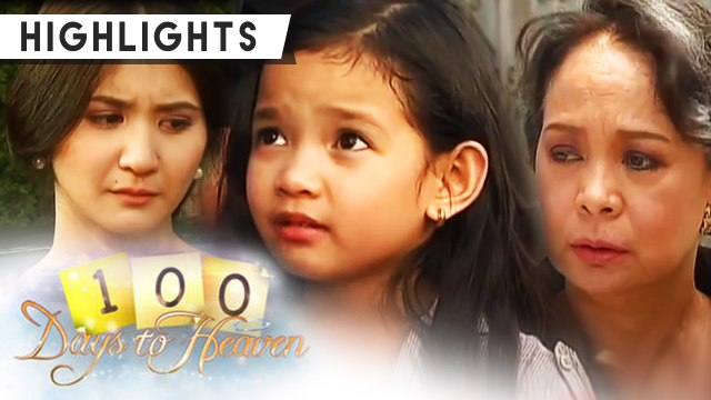 Anna convinces Rachelle to reach out to Mrs. Bustamante | 100 Days To Heaven