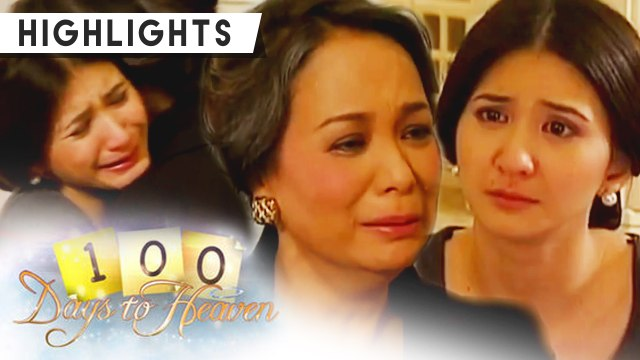 Rachelle and Mrs. Bustamante finally settle their differences | 100 Days To Heaven