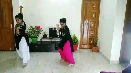 Rasayayayo dance performance   story teller   Malayalam folk trending song    YaYaSisters   Talent Hunt
