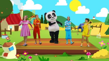 Panda e Os Caricas - Dó, Ré, Mi, Fá