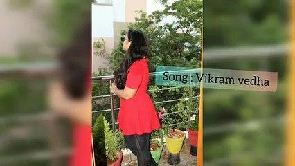 'Vikram Vedha' - Theme Music Dance   YaYa Sisters   Talent Hunt