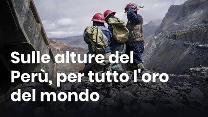 Sulle alture del Perù, per tutto l'oro del mondo