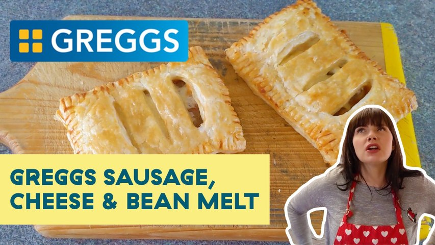 Anna Cooks Anything: Greggs Sausage, Bean And Cheese Bakes