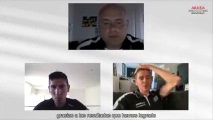"""Tour de France 2020 - Warren Barguil : """"Je pense que la collaboration avec Nairo Quintana va très bien se passer"""""""