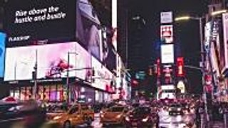Why Times Square Billboards Are Going Dark