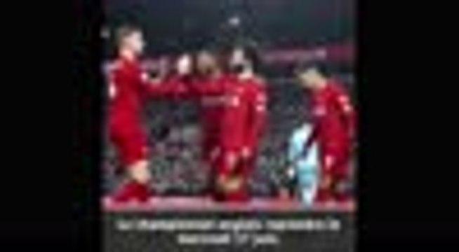 La Premier League de retour le 17 juin