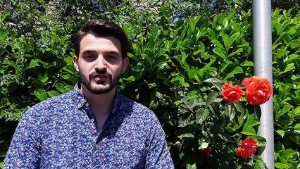 """""""La fermeture du lycée du paysage et de l'environnement de Vaujours me paraît incohérente"""" - Luca Biglione, ancien élève"""
