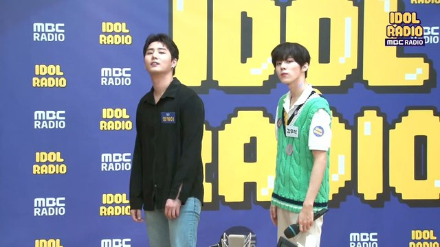 [IDOL RADIO] Woo Seok&Young K 'Red Moon' DANCE 20200528