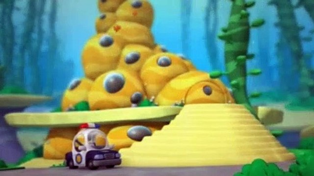 Bubble Guppies Season 3 Episode 2 The Police Cop-Etition