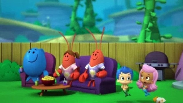 Bubble Guppies Season 3 Episode 4 The Super Ballet Bowl