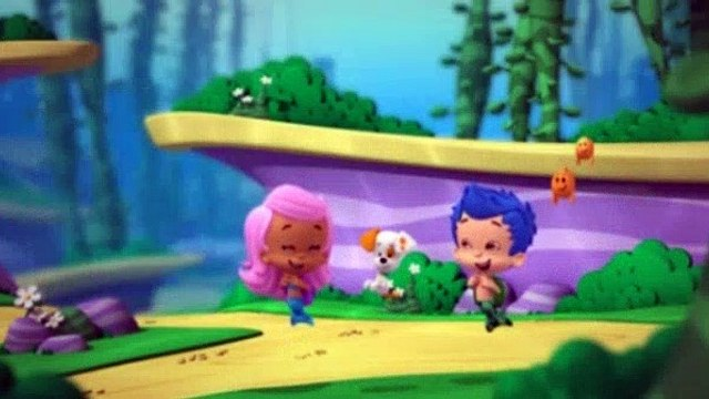 Bubble Guppies Season 3 Episode 5 The Wizard Of Oz-Tralia