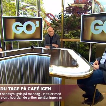 COVID-19; Genåbning af restauranter giver udfordringer | Go aften Live | TV2 Danmark