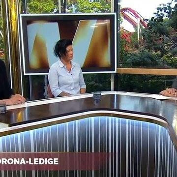 COVID-19; 48.000 Corona-ledige | Go aften Live | TV2 Danmark