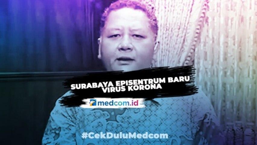 Surabaya Episentrum Baru Virus Korona? - Highlight Prime Talk Metro TV