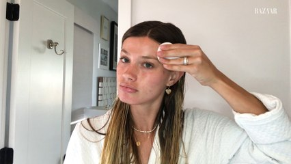 Maggie Rawlins' Nighttime Skincare Routine | Go To Bed With Me