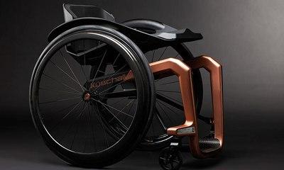 أخفّ كرسيّ متحرّك في العالم... ابتكار عصريّ وحديث