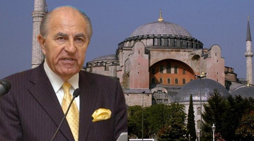 29-05-2020 ΚΡΙΣ ΣΠΥΡΟΥ Πρόεδρος Παγκόσμιας Ενορίας Αγίας Σοφίας