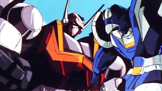 Machine Robo Cronos no dai gyakushū (1986) OP-ED