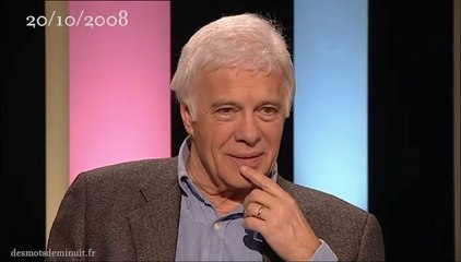 Guy Bedos - Des mots de minuit - 10:12:2008