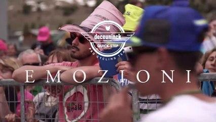 Tour d'Italie - The emotion of the Giro d'Italia by Deceuninck - Quick Step Team !