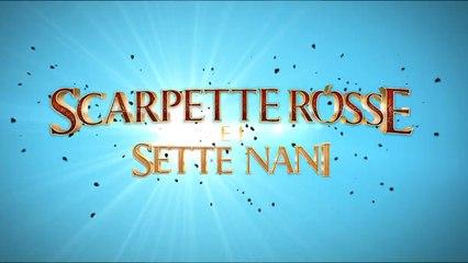 SCARPETTE ROSSE E I 7 NANI (2019) taliano HD online