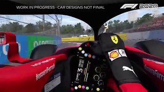 F1 2020 - Hanoi