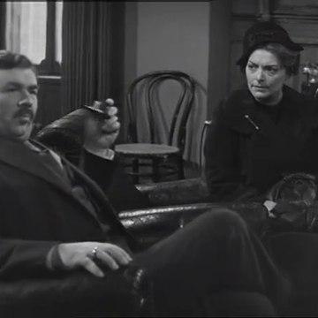 Le inchieste del commissario Maigret S2e2 L'ombra cinese Puntata 2 parte 1 (1966 sceneggiato RAI) Gino Cervi