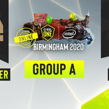 Dota2 - PSG.LGD vs. Royal Never Give Up - Game 2 - ESL One Birmingham 2020 - Group A - China