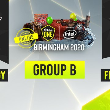 Dota2 - VP.Prodigy vs. FlyToMoon - Game 1 - ESL One Birmingham 2020 - Group B - EU:CIS