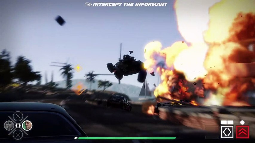 Fast and Furious Crossroads - Gameplay Showcase