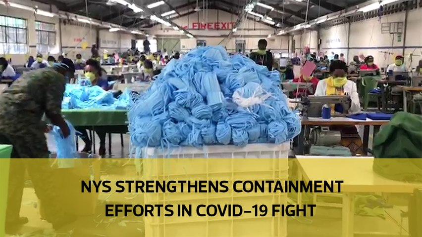 NYS strengthens containment efforts in Covid-19 fight