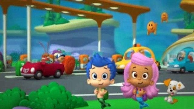 Bubble Guppies Season 3 Episode 9 The Amusement Parking Lot