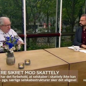 COVID-19; Corona-hjælp til firmaer i skattely møder kritik | Go morgen Danmark | TV2 Danmark