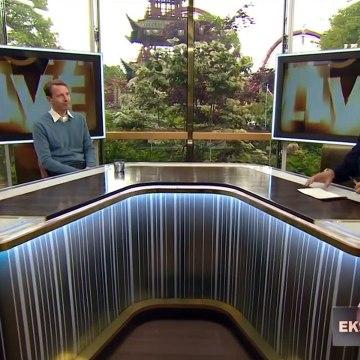 COVID-19; Hvor autoritetstro er danskerne, når coronakrisen driver over | Go aften Live | TV2 Danmark