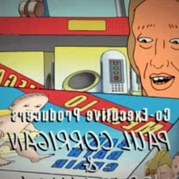 King Of The Hill Season 13 Episode 8 Lucky See, Monkey Do