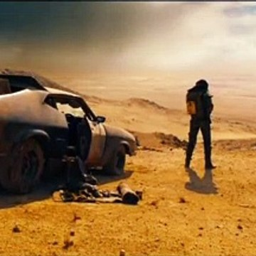 Mad Max Fury Road - Comic-Con First Look [HD]