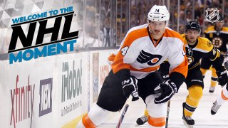 Welcome to the NHL Moment: Sean Couturier