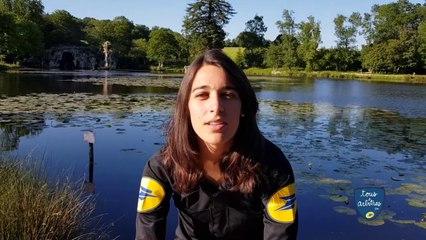 Maïka Vanderstichel, meilleure arbitre 2019 de D1 féminine répond à vos questions