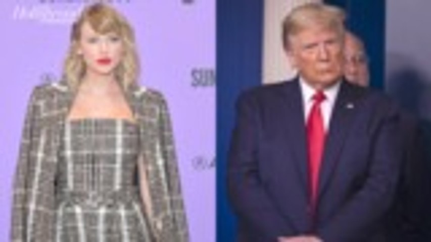 Taylor Swift Calls Out Donald Trump After
