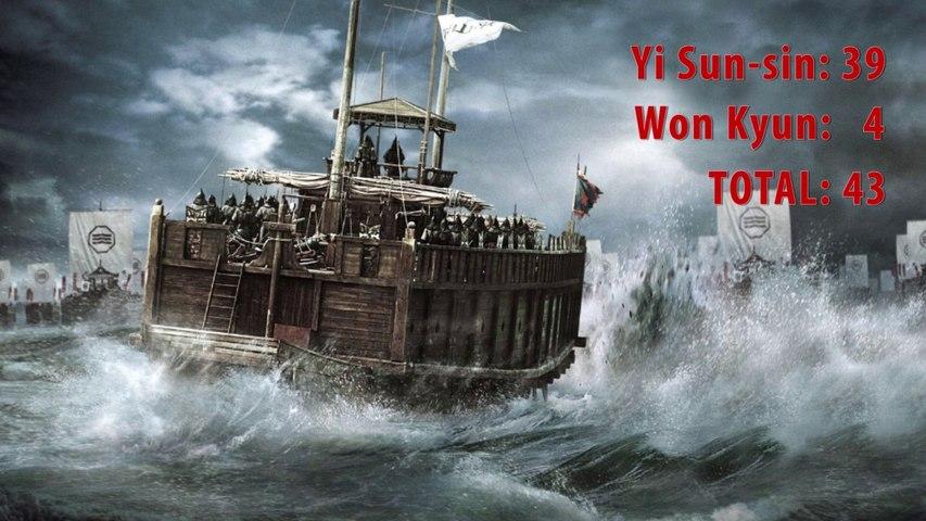 IMJIN WAR Ep. 6 - Yi Sun-sin Strikes Back!