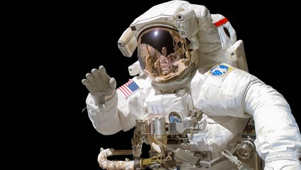 Why NASA spacesuits are white